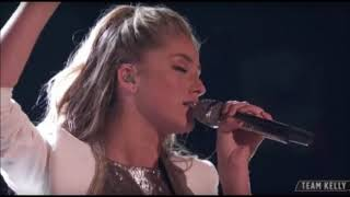 Download Lagu The Winner of Season 14 of The Voice...Brynn Cartelli on Mix 106 Gratis STAFABAND