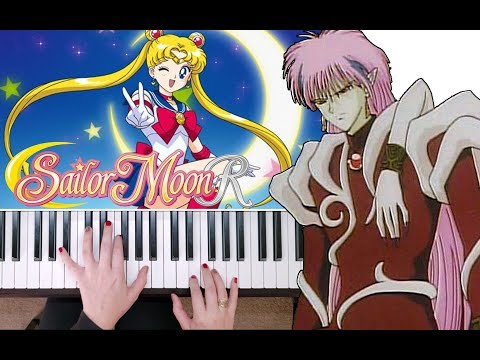 Fiore Mashup / Medley - Sailor Moon R The Movie || PIANO COVER