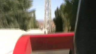 Superman The Escape SFMM - Ride Breakdown - POV