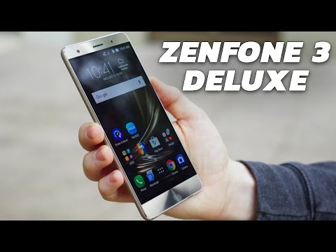 Meet The Powerful ZenFone 3 Deluxe!