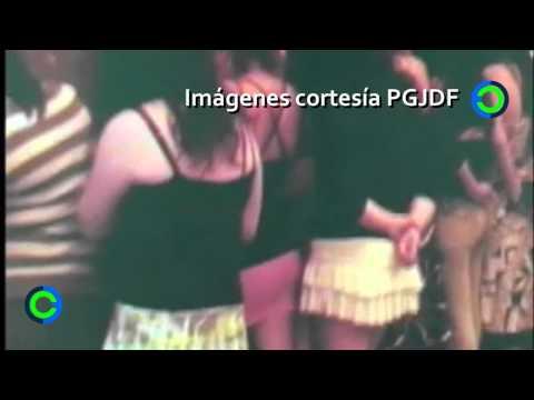 Prostitutas de La Merced, en la ciudad de México, liberadas