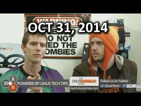 The WAN Show - Trouble for Apple Pay.. & also Tim Cook is Gay! - October 31, 2014