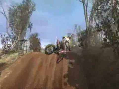Mx vs Atv Reflex Unbelievable Whips Trailer! (Rider doing whips is RBW Checkerz)