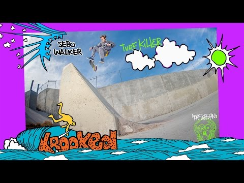 Sebo Walker -  Surf Creepins