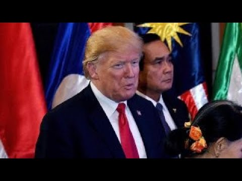 The highs and the lows of Trump's Asia trip