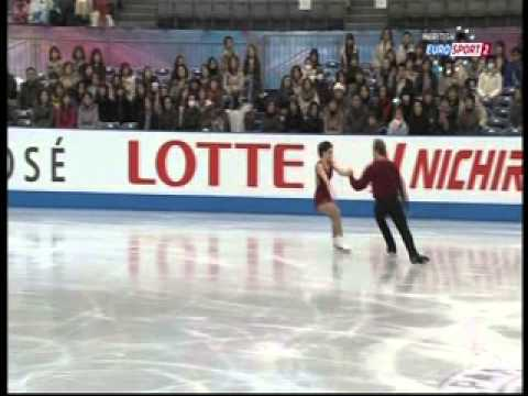 Lindsay Davis & Mark Ladwig - NHK Trophy 2012 - Short Program