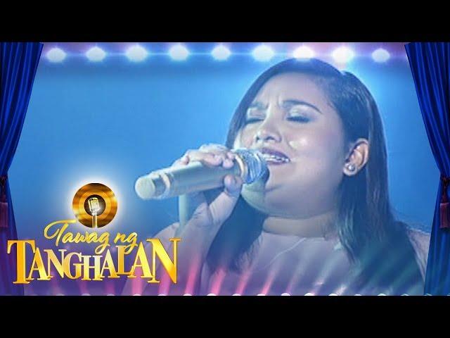 Tawag ng Tanghalan Update: Nabela Gudito stays on top!