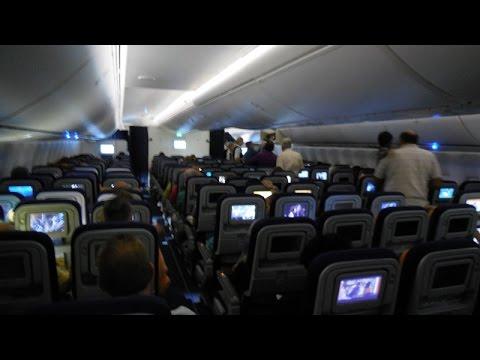 Stunning Lufthansa Boeing 747-8i Experience Chicago O'Hare-Frankfurt