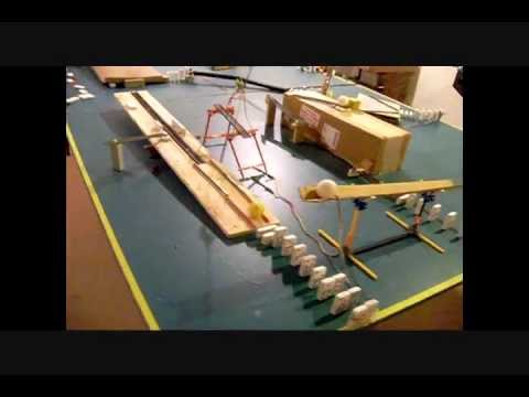 Rube Goldberg machine #4 Fails