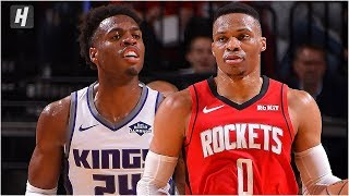 Sacramento Kings vs Houston Rockets - Full Game Highlights | December 9, 2019 | 2019-20 NBA Season