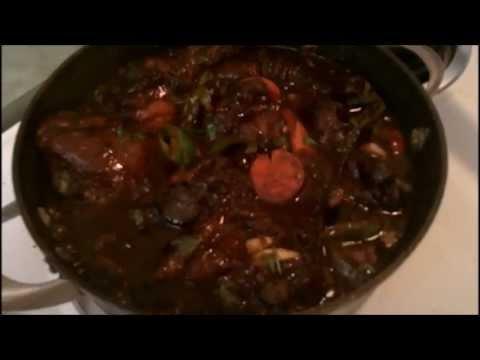Brown Stew Chicken - YouTube