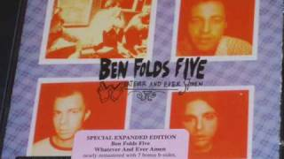 Watch Ben Folds Five Video Killed The Radio Star video