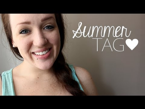 Summer Tag Erin