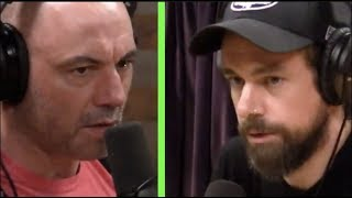 How Jack Dorsey Feels About Government Regulation of Twitter | JRE Twitter Special