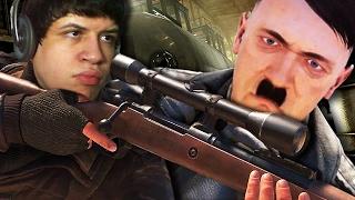 DESTRUÍ O OVO DO HITLER! - Sniper Elite 4