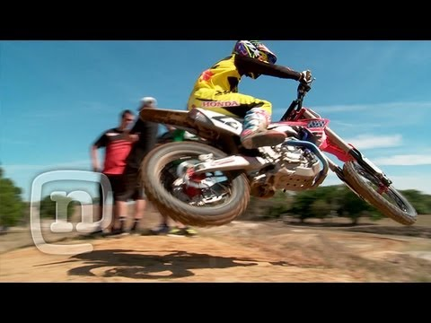 Meet Chad Reed's TwoTwo Motorsports Team: My Way