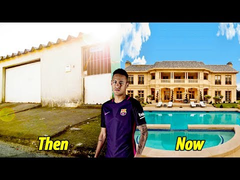 Top 10 Footballers Houses II Then And Now II
