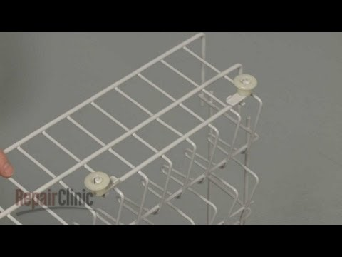 Dish Rack Roller - GE Dishwasher