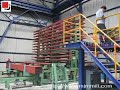 Steel pipe tube Painting Line (MJM myung jin machinery S.Korea)
