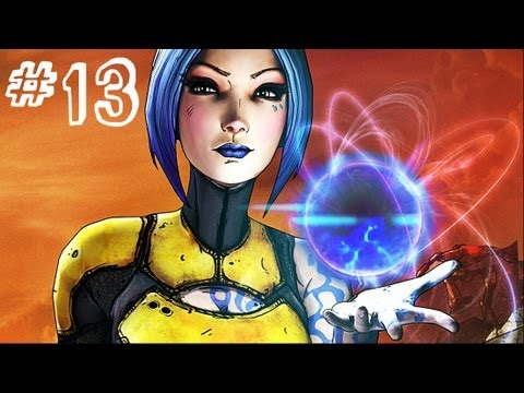 Borderlands 2 - A DAM FINE RESCUE - Gameplay Walkthrough - Part 13 (Xbox 360/PS3/PC) [HD]