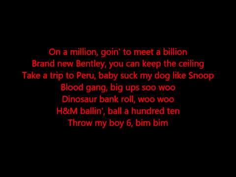 Young Thug - Take Kare Lyrics Ft. Lil Wayne