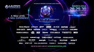 ULTRA MIAMI 2014 - Phase One Teaser