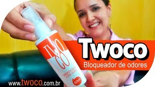 TWOCO - Bloqueador de odores (Merchandising)