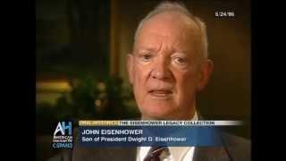 Oral Histories: John Eisenhower