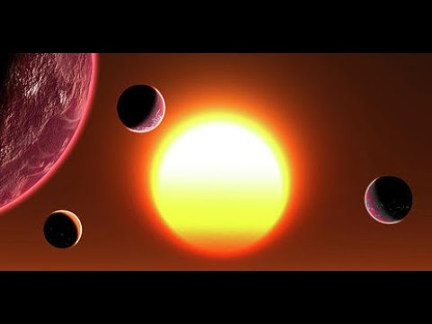 3 Earth-Like Exoplanets Detected Around Ultracool Red Dwarf Star TRAPPIST 1