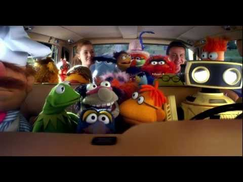hollywood - The Muppets Official Trailer