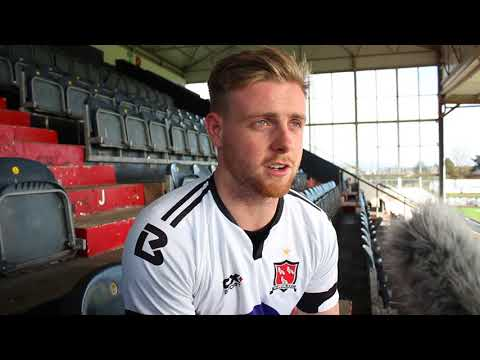 📹 EXCLUSIVE | New Signing: Sam Byrne