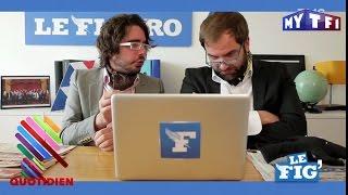 Eric et Quentin : les questions qui fâchent au Figaro - Quotidien du 20 Avril