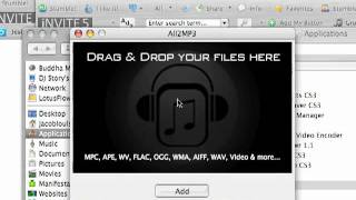 Download Lagu Convert WMA to MP3 for Free (Mac OS X 10.4 and Up) Gratis STAFABAND
