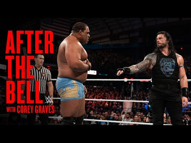 Keith Lee reacts to facing Roman Reigns at Survivor Series WWE After the Bell, Jan. 16, 2020
