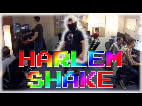 Harlem Shake Meme Is 2013s S*** Girls Say Trend