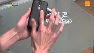 Huawei Ascend P1 LTE Unboxing
