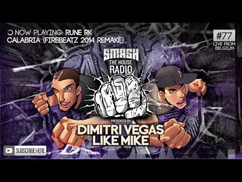 Dimitri Vegas & Like Mike - Smash The House Radio #77
