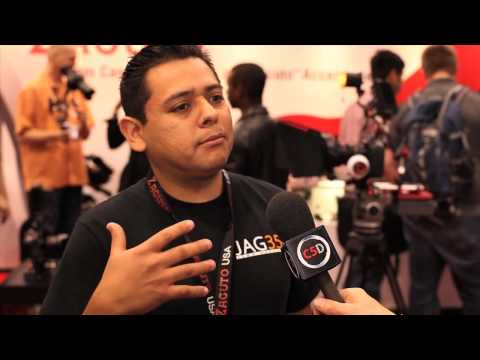 Cinema 5D Interview With JAG35's Jehu Garcia NAB 2010
