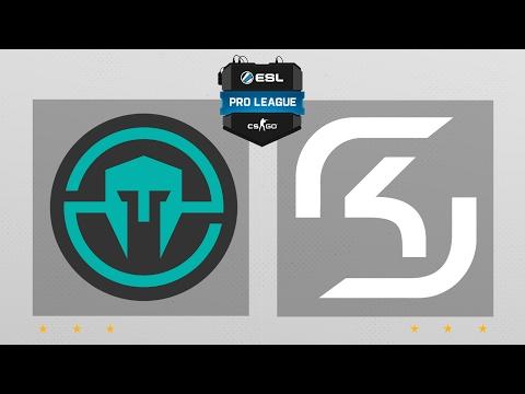CS:GO - Immortals vs. SK [Cache] Map 1 - ESL Pro League Season 5 - NA Matchday 1