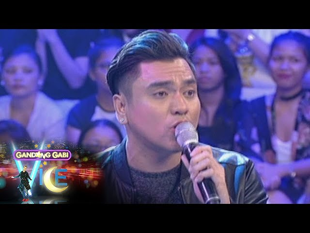 GGV: Jex de Castro sings 'Love On Top'