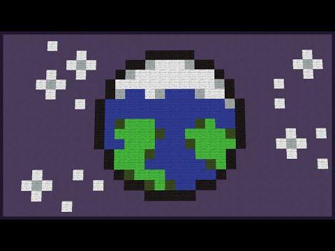 Minecraft: CONSTRUINDO SÓ PIXEL ART! 2 (BUILD BATTLE)