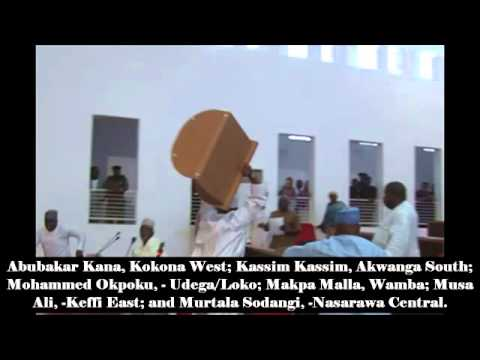 Nasarawa Assembly Show of Shame