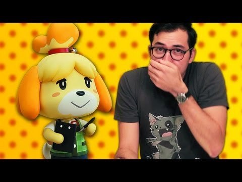 Animal Crossing: New Leaf - Hot Pepper Game Reviews
