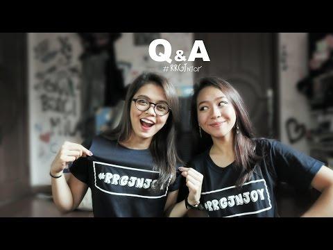 Q&A - Rani Ramadhany & Gloria Jessica