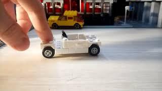 Lego Fiat 125p-how to make