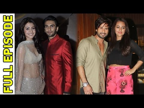 Planet Bollywood News - Anushka Is 'back' With Ex Boyfriend Ranveer, Sonakshi Sinha 'caught' With Shahid Kapoor & Others video