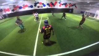 Indoor Soccer highlights