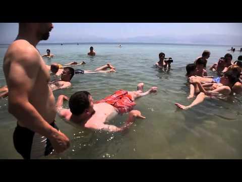 The Tap Tap u Mrtvého moře  | Izrael 2014