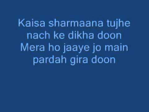 Chammak Challo With Tamil Lyrics.wmv video