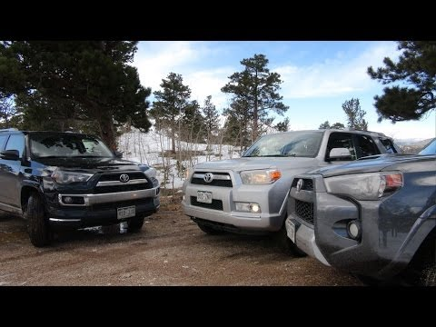 Ménage à Tug: The Ultimate Toyota 4Runner Tug of War Mashup Review
